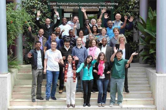TOCS Group photo