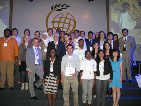 Youth in agriculture: from researchers to farmers and policy makers