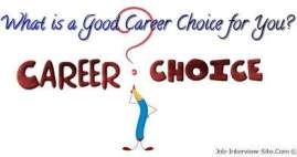 what-is-a-good-career-choice